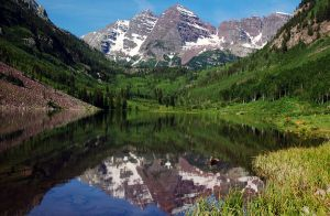 Maroon Bells by greglief