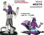 Max N' Answer by Damn-Yuki
