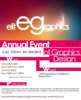 Graphics Annual Event by mvgraphics