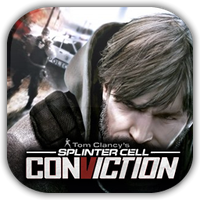 Splinter Cell Con. Game Icon 2 by Wolfangraul