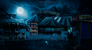 Welcome to the freak show by GregoryNicolas