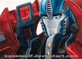 TF:Prime Optimus ATC by Kenai-Okami75