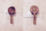 Wooden cup - heart by Gallerica