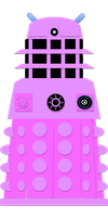 Star sapphire Dalek by Evilhumour-Author