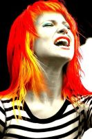 Hayley on Fire by ginny1441