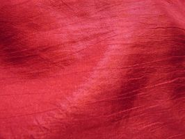 Red Silk Fabric Texture 1 by FantasyStock