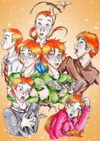 Weasley Magic by tigerkatz