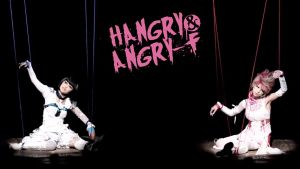 hANGY and ANGRY - Reconquista by hairsprayfusion