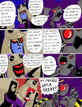 Blitzwing's Mama: IN COLOR by Garth2The2ndPower