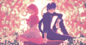 MMD Wolf Fell in Love with Little Red Riding Hood by MMDMikuMikuLen