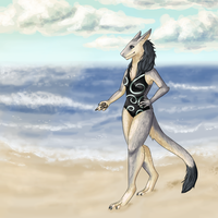 Naomi Sergal by TheAkula