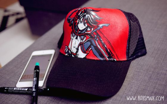 Kill la Kill Cap by Bobsmade