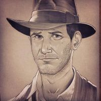Indy by chrissie-zullo