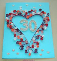 quilling paper artcraft by iris1966