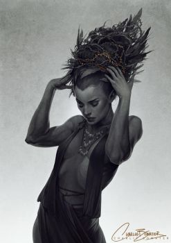 Tithe by Charlie-Bowater
