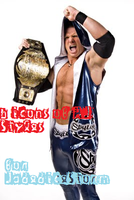 AJ Styles Request Icons by BubblyPunkKat