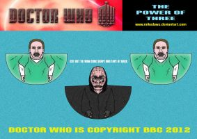 Doctor Who - The Power of Three 2 by mikedaws