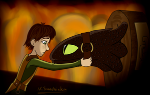 HTTYD by N-Smeshinka