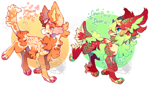 {Auction!} - new base babs! closed! by PhloxeButt