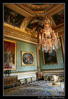 Versailles Palace III by sarabcmadrid
