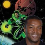 Roger Cross as John Stewart/Green Lantern by ParisNJones