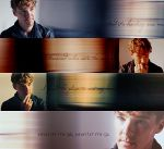 Benedict Cumberbatch by Louskevich