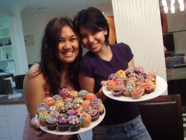 cupcakes 1. by ilani