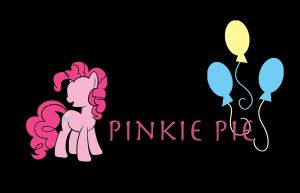 Pinkie Pie Background by Shadaily