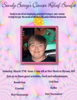 Hot Shots Benefit flyer by celticpath