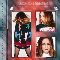 +Photopack Leigthon Meester by AHTZIRIDIRECTIONER