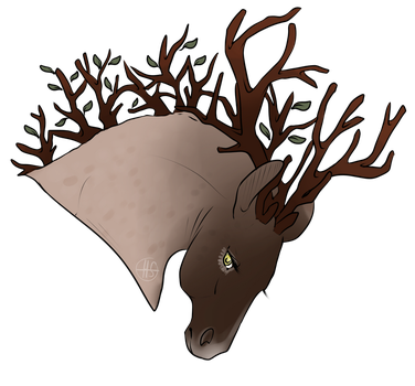 look at that finer being-hes a tree by empluvie