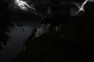 Dracula Castle by Nation17
