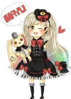 Vocaloid Mayu by Aka-Ai