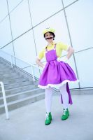 Lady Wario by bow-bat
