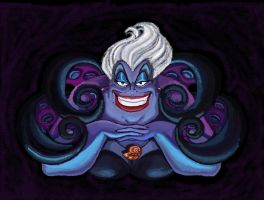 Ursula by weeze999
