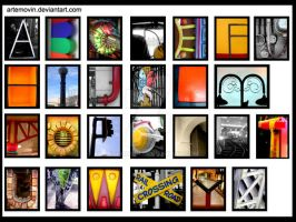 Pinoy Alphabet by artemovin