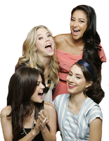 Pretty Little Liars PNG by LovebySelena