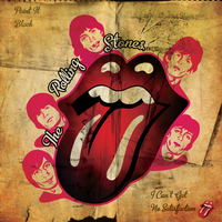 The Rolling Stones by PaChIkNo