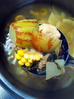 Malaysia Peak Summer Soup by VEGAN-LOVE