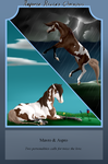 Character Card | Mavro and Aspro by NaporieRizia