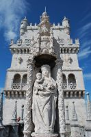 Torre de Belem 4 by ReneHaan