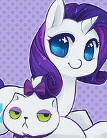 Rarity and Opalescence by Mousu