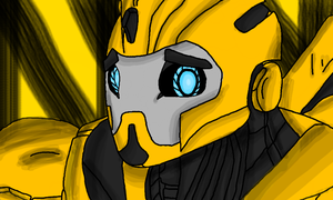 TFP Bumblebee by TheUltimateFangirlXD