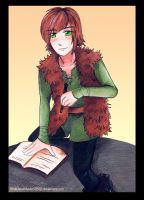 Drawing FEAT. Hiccup by Rinkulover4ever50592