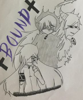 +BOUND+ by MeckelineUp