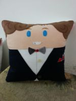 Handmade One Direction 1D Harry Styles Pillow by RbitencourtUSA