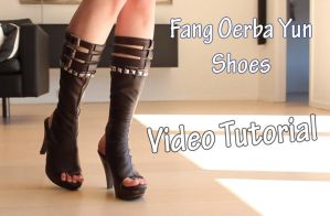 Fang Oerba Yun - Shoes Tutorial by Zuum