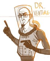 Dr. Venture by aberry89