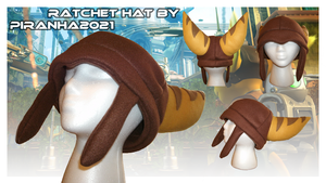 Hat - Ratchet Remake by Piranha2021