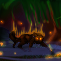 Dark Forest: BrokenStar by AmeliaWolfe